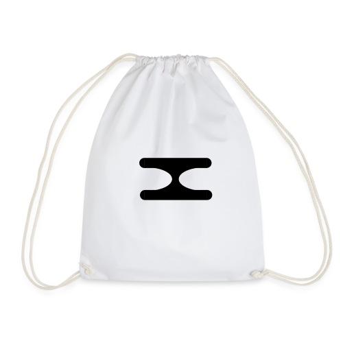 X Logo Transparent - Drawstring Bag