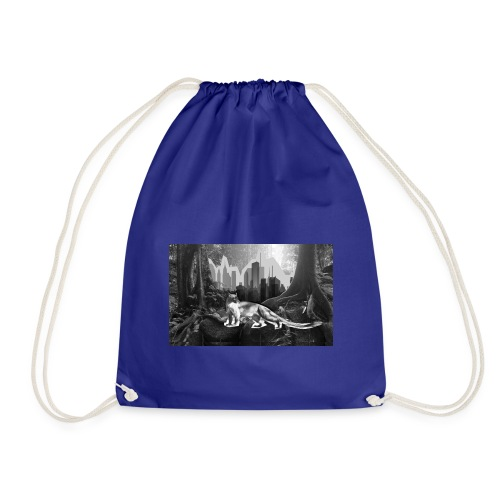 Fossa & Jungle - Drawstring Bag