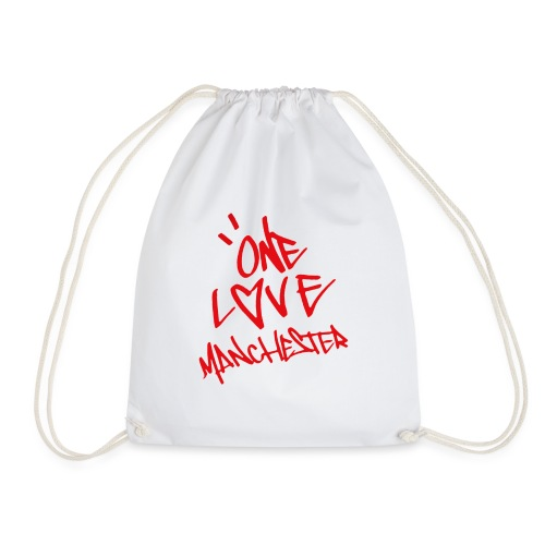 One love Manchester - Drawstring Bag
