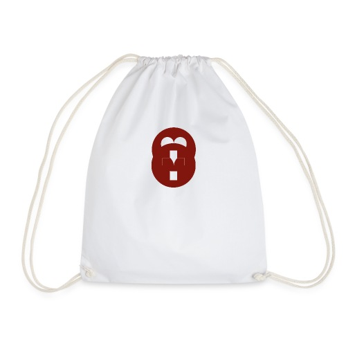 Heart Icon - Drawstring Bag
