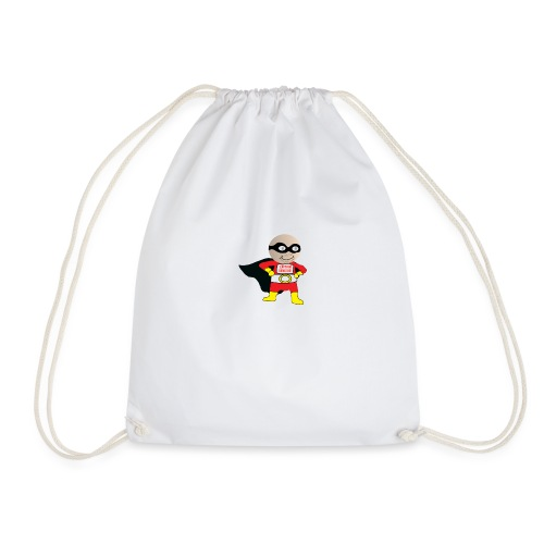 Captain Obvious - Drawstring Bag