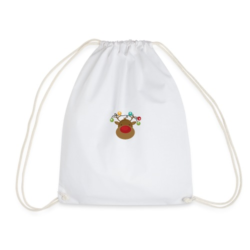 Ruldolph - Drawstring Bag