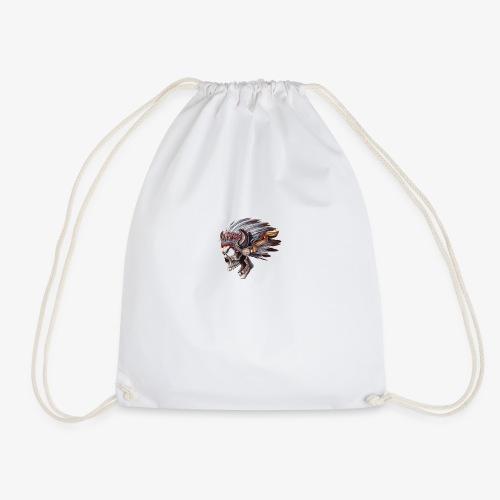 TribalT-Shirt - Drawstring Bag