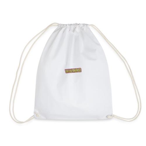 warning - Drawstring Bag