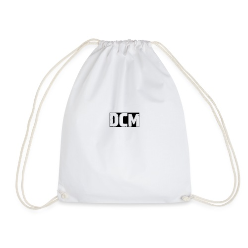DeChallengeMatties (DCM) kledinglogo - Gymtas