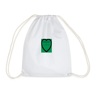 Ireland always in my heart - Drawstring Bag