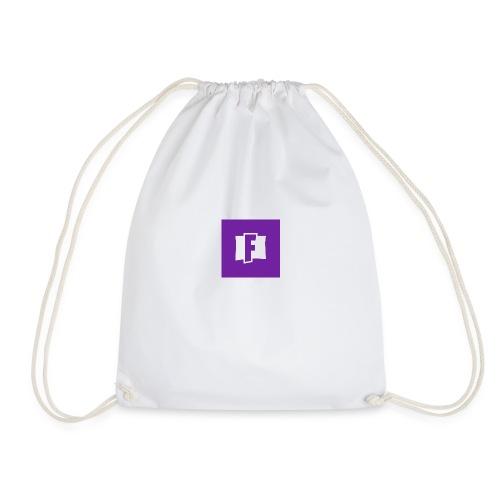 Fortnite logo - Drawstring Bag