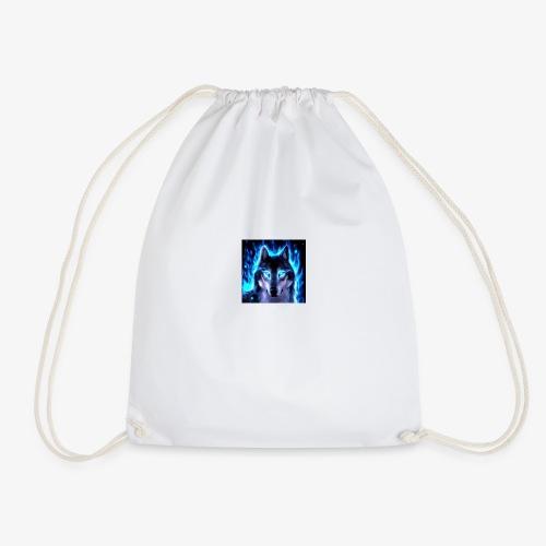 lobo azul - Mochila saco