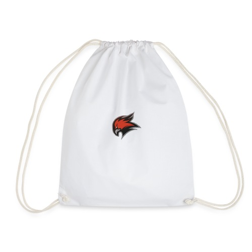 New T shirt Eagle logo /LIMITED/ - Drawstring Bag