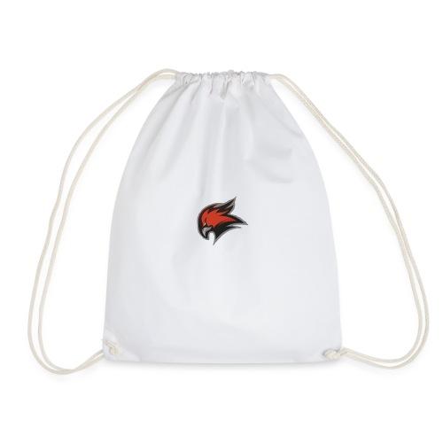 New T shirt Eagle logo /LIMITED/ - Drawstring Bag
