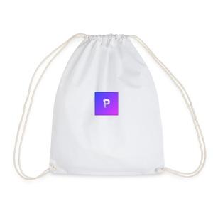 power logo - Drawstring Bag