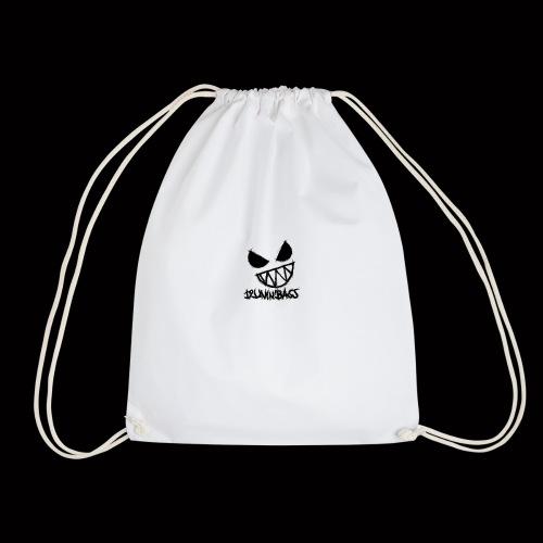 sketchy D&B - Drawstring Bag
