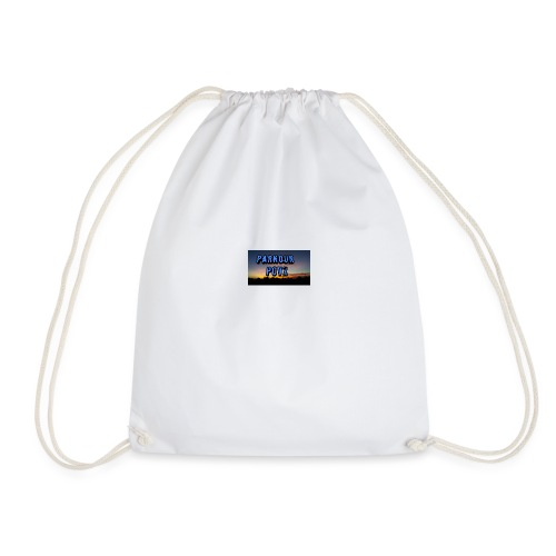 Parkour POVZ merchandise - Drawstring Bag