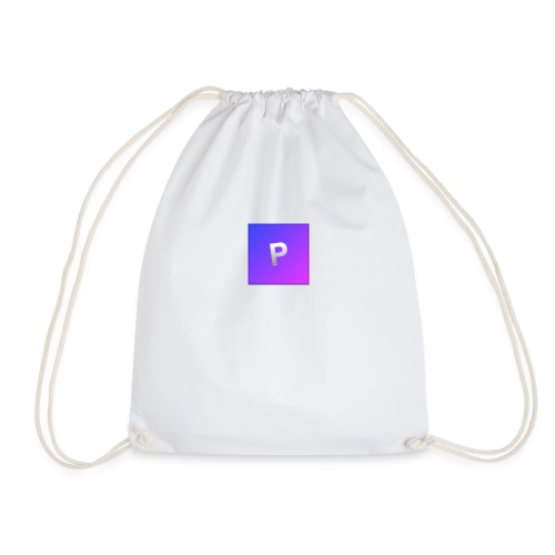 power logo - Drawstring Bag