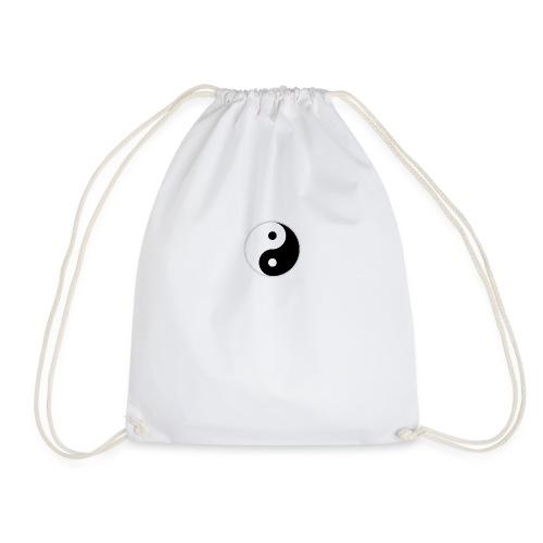 Yin and Yang svg - Sac de sport léger