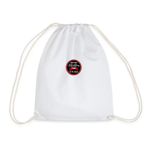 Trade self-esteem for 1 million views - Drawstring Bag