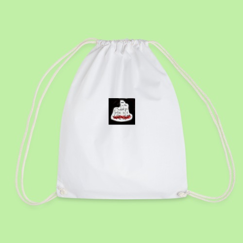 protect the castle - Drawstring Bag