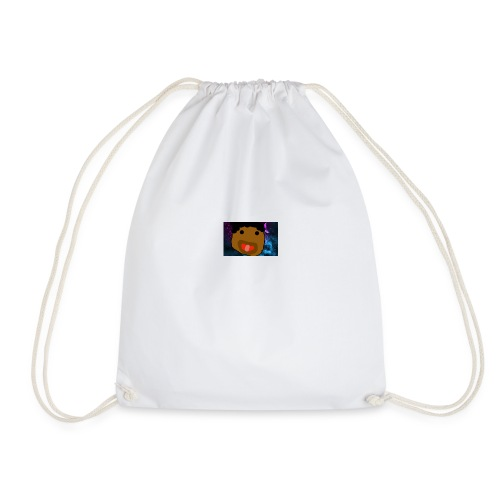SUPER AGF PIC - Drawstring Bag