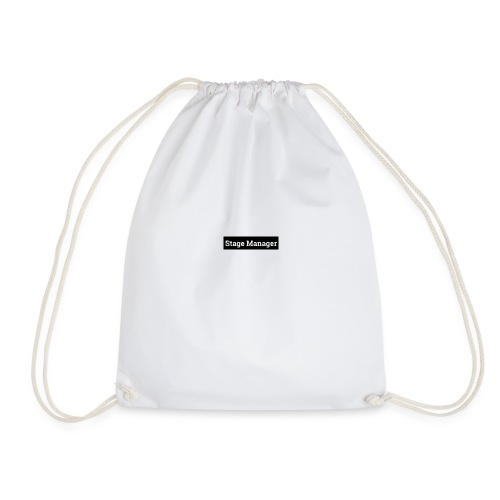 Stage Manager - Drawstring Bag