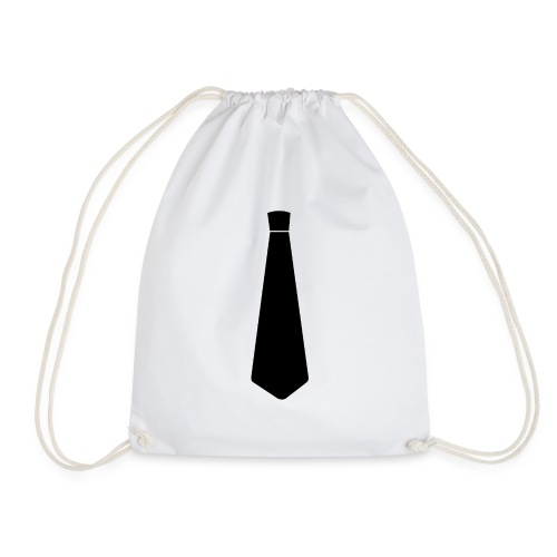 vergeet nooit meer je stropdas - Gymtas