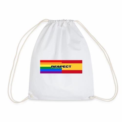 LGTB España Respect - Mochila saco