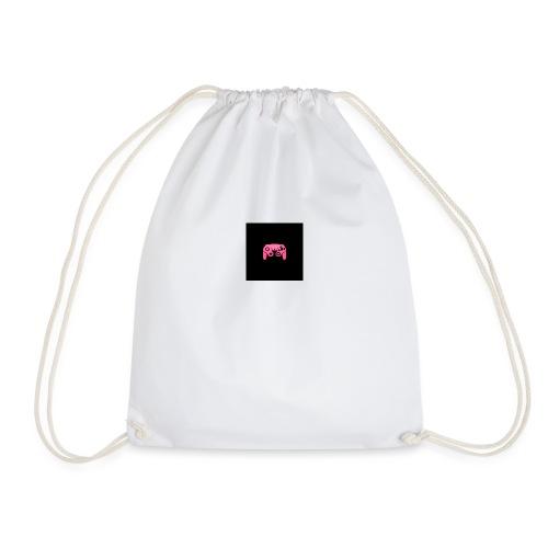 Gamer girl - Drawstring Bag