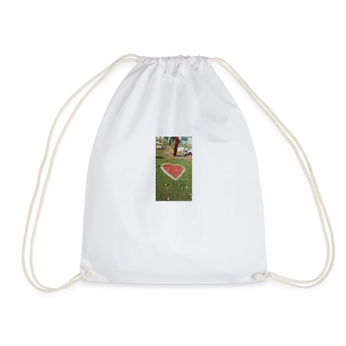 valentines day - Drawstring Bag