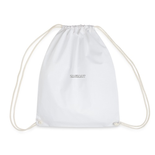 Zachary Name Clothing - Drawstring Bag