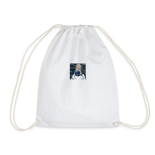ariel digit album cover - Drawstring Bag
