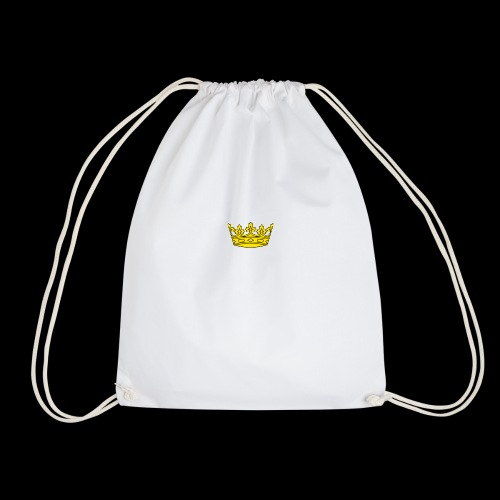 Crown merch - Drawstring Bag