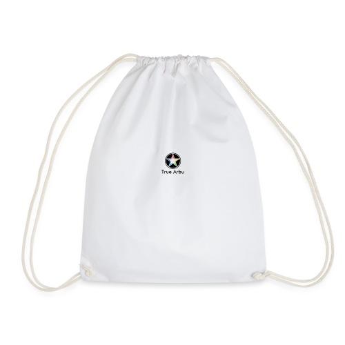 True Arbu Logo - Drawstring Bag