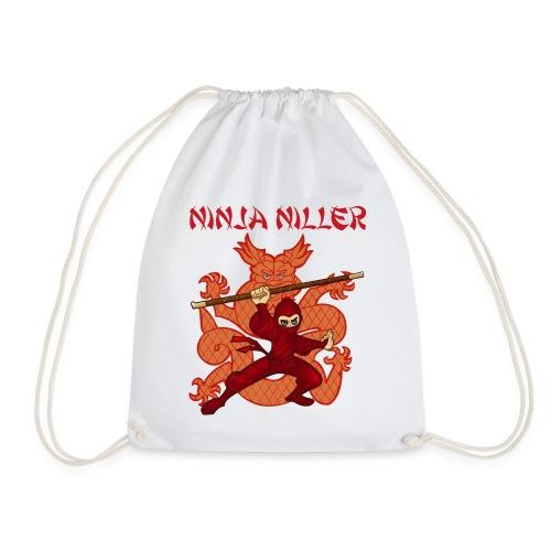 Ninja Niller t-shirt - Sportstaske