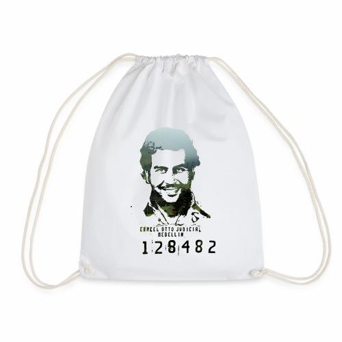 Pablo Escobar - Regenwald in Kolumbien - Turnbeutel