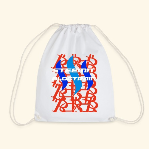 STEEMIT BLOGTRAIN - Drawstring Bag