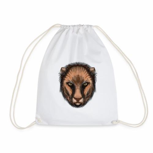 Leopold III by Jon Ball - Drawstring Bag