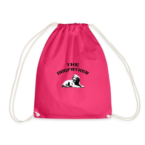 Divertente The DogFather Magliette Uomo Donna - Sacca sportiva