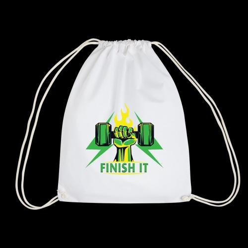 Finish IT - Drawstring Bag