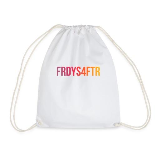 FRDYS4FTR - Fridays For Future - Cooles Statement - Turnbeutel