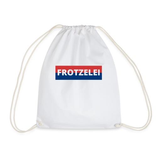 FROTZELEI - Polizeikontrolle Geschenk Autofahrer - Turnbeutel