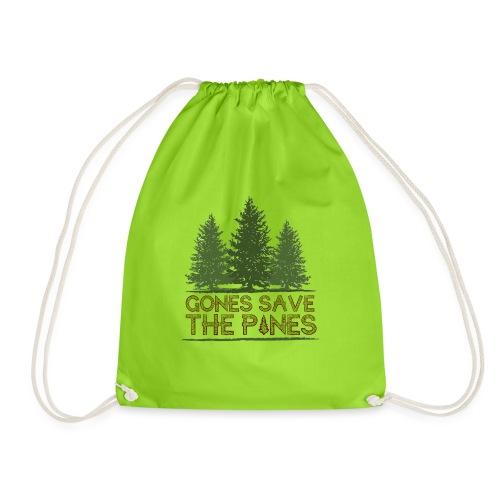 Gones save the pines - Sac de sport léger