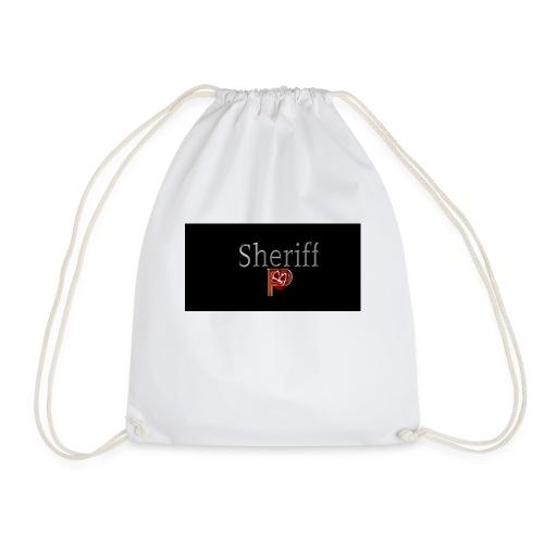 SheriffPB unisex hettegenser - Gymbag