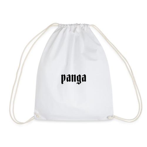 panga clothing logo - Turnbeutel