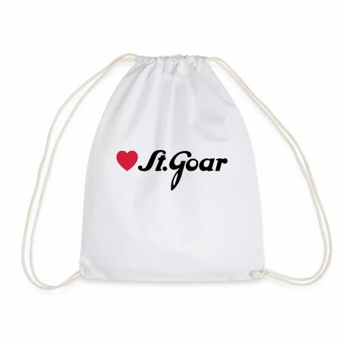 Herz für St. Goar - Turnbeutel