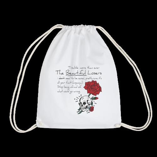The Beautiful Loosers - Drawstring Bag