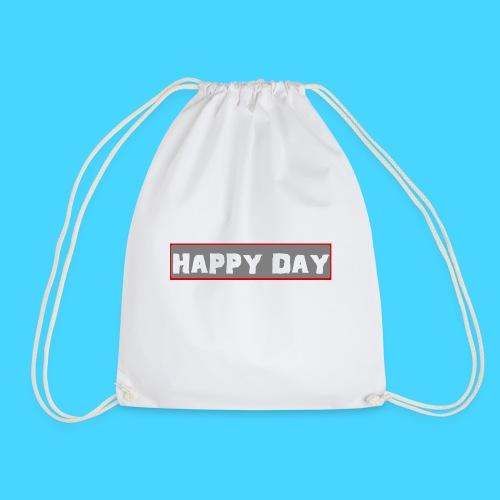 happy_day - Turnbeutel