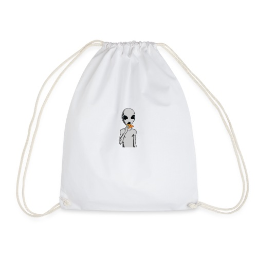 PIZZA ALLIEN HARVZ - Drawstring Bag