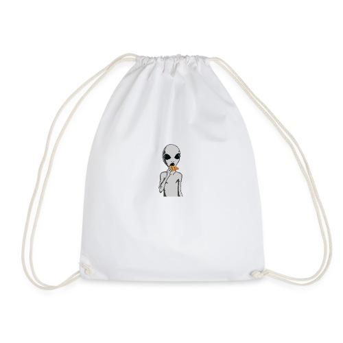 PIZZA ALLIEN HARVZ - Drawstring Bag