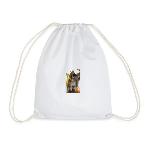 kitten - Drawstring Bag