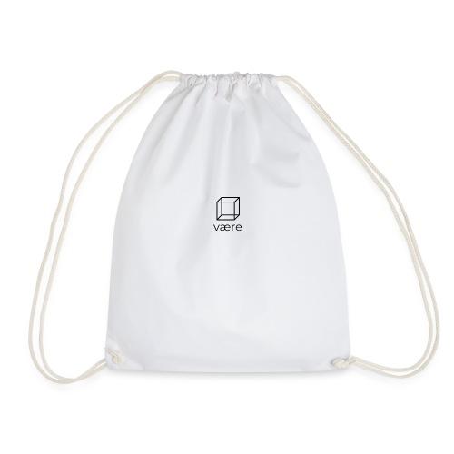 være, the life desighn - Drawstring Bag