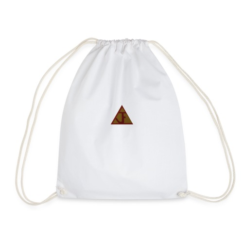 JF football type logo - Drawstring Bag